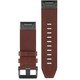 Garmin QuickFit Band 26mm Brown Leather
